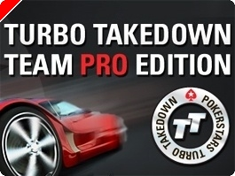 Turbo Takedown Especial Team PokerStars Pro