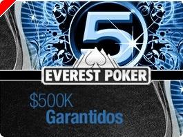 Festeje o 5º Aniversário da Everest Poker em Las Vegas!