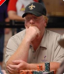 WSOP Main Event - 64 blev 27 med Darwin Moon i ledning