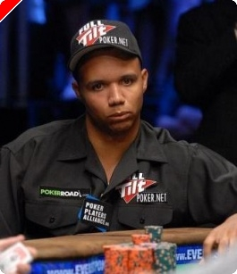 WSOP Main Event - Phil Ivey till finalbord i årets Main Event