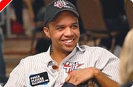 2009 WSOP, Main Event den sedmý: Moon vede, Ivey čtvrtý, 27 zbývá