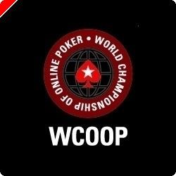 2009 WCOOP ajakava