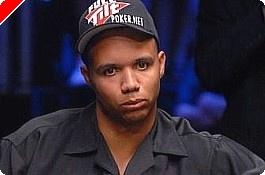 2009 WSOP Main Event den osmý: Moon pořád vede, Ivey ve finále