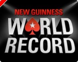 PokerStars Quer Estabelecer um Novo Recorde Mundial!