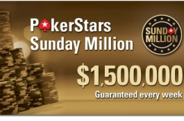 'danilov153' Racks up Victory in PokerStars Sunday Million