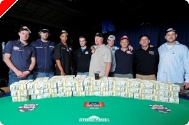 UK Bookmakers Release WSOP Betting Odds, England Lose Poker Ashes + more