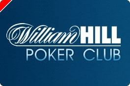 $2,000 em Dinheiro e Tickets $100K GTD Para Agarrar na William Hill!