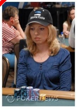 Tutvustame eesti pokkerimängijaid: Liina Värk