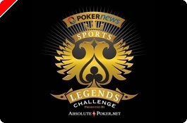 Anunciado o PokerNews Sports Legends Challenge!