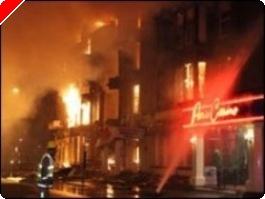 Blackpool Casino Fire, Irish Poker Classic Satellites + more
