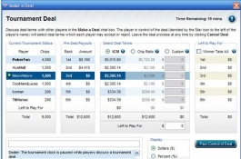 Let's Make a Deal: Full Tilt Poker Rolls Out New Software
