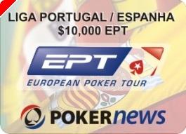 Ganhe um Pacote $10,000 EPT na Liga Portugal/Espanha PokerNews