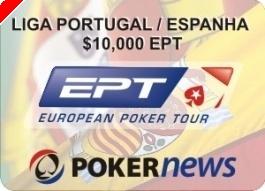 'Leotapxo' Ganha o 1º Torneio da Liga Portugal/Espanha PokerNews