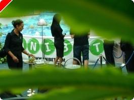 Георги Георгиев Води След Ден 1 на Unibet Poker Weekend