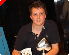 Matt Perrins - Interview with Pokerstars IPT Venice Champion Matt Perrins