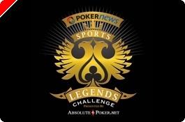 PokerNews sponzoruje Sports Legends Challenge