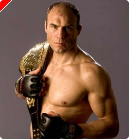 No Ring com Randy Couture