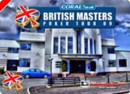 British Masters and London Poker Circuit this Weekend + more