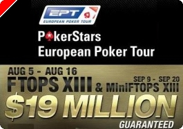 Nuestro reportaje diario Nightly Turbo: las FTOPS XIII y el calendario del EPT Londres de...