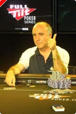 Fernando Martín, vencedor en las Full Tilt Series de Málaga