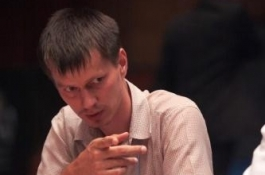 Demidenko Leads Way as PokerStars EPT Kyiv Main Event Begins
