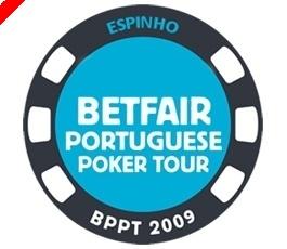 Calendário Betfair Portuguese Poker Tour Espinho