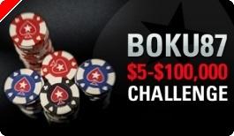 Да превърнеш $5 в $100,000 – Предизвикателството на 'Boku87'!