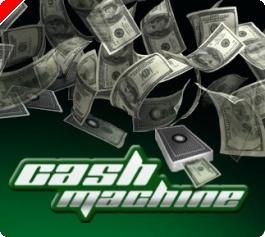 Os Pontos Valem Dinheiro na Cash Machine da PartyPoker