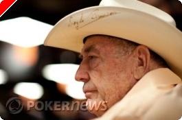 Doyle Brunson asutas Poker Hall of Shame'i