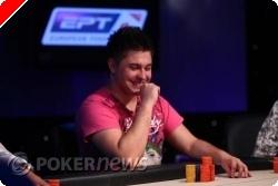 Kiievi EPT võitis Maksim Lõkov, eestlased ei cashinud