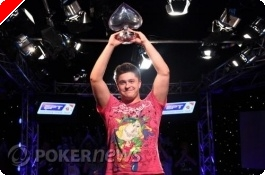 Maxim Lykov vyhrává PokerStars European Poker Tour Kyjev Main Event