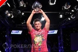Maxin Lykov y Adrien Allain ganan el EPT Kyev y el APT Macao respectivamente.