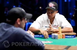 Tonight's WSOP Main Event Coverage on ESPN features Phil Ivey, Phil Hellmuth, and Daniel...