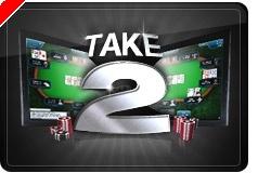 $50 em Dinheiro e Pontos a Dobrar no Take 2 da Full Tilt Poker!