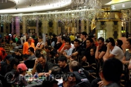 PokerStars.net Asia Pacific Poker Tour Macau Day 2: The Bubble Bursts