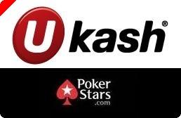 Ukash introduce pagos seguros en la mayor web de poker del mundo, Pokerstars