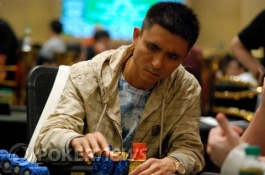 PokerStars.net Asia Pacific Poker Tour Macau Day 3: Daoxing Chen Thunders to Lead