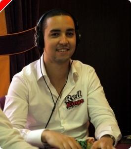 Ramzi Jelassi i ledning inför IPT San Remo finalbord