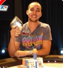 Ramzi Jelassi vinner Italian Poker Tour San Remo