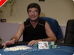 Shalom Levi Спечели Betfair Poker Weekend €10k GTD