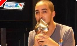 Ramzi Jelassi Wins IPT San Remo
