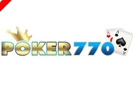 ¡Serie de Freerolls de 770 dólares en Poker770 abiertos para todos!