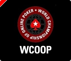 PokerStars WCOOP starter i dag