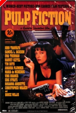 Poker et Cinéma : Pulp Fiction