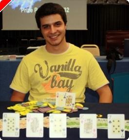 Torneio Casino Madeira - Rúben Gonçalves Leva o Título para Casa