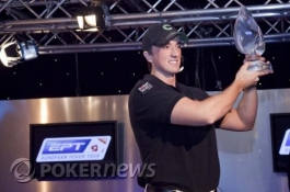 Pokerstars European Poker Tour Barcelona Final Table: Carter Phillips Wins €850,000