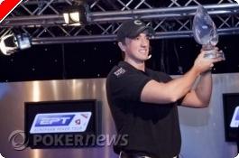 ЕРТ: Carter Phillips выигрывает €850 000