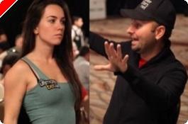 Nightly Turbo: Daniel Negreanu dá show de dança, Eva Longoria Organiza Torneio e mais