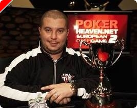 Sammy George Wins European Cash Game, World Record Details Revealed + more