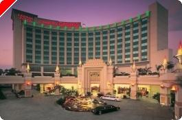 El Commerce atrae a la mayor concentración de jugadores (fuera de las WSOP) de la historia.
